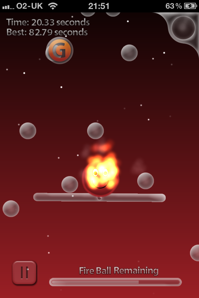 Blobble Screenshot