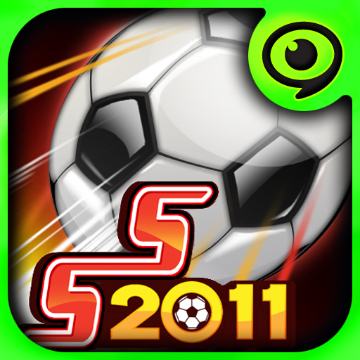 Soccer Superstars® 2011. By GAMEVIL USA, Inc.